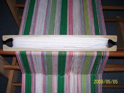 Make your own weaving shuttles!