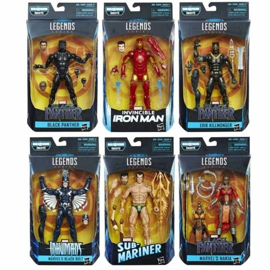 Ghostjetshell Marvel Legends Black Panther Marvel Black Panther
