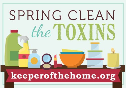 Tons of practical information on getting rid of toxins in the home, and solutions for replacing them with natural ingredients.