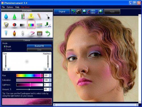 تحميل برنامج تعديل الصور الشخصية وتجميلها مجانا Photoinstrument الصفحة العربية Creative Suite Folder Icon Desi Video