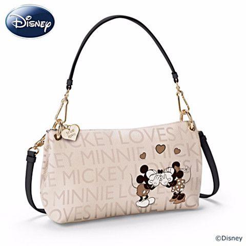 Disney Mickey and Minnie Handbag