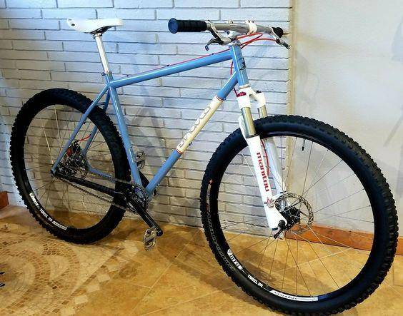 Singular Swift 29er Steel Single Speed Xl Mountain Bike Ideas