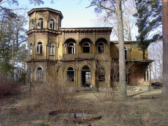 Remote Mansion In India Abandoned Houses Abandoned Mansions Old Abandoned Buildings