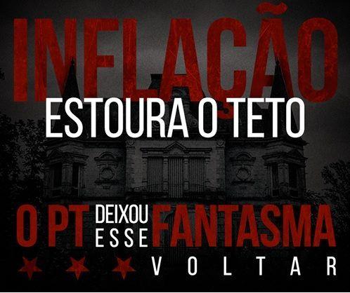 Post  #FALASÉRIO!  : Má condução da economia no governo Dilma faz com q...
