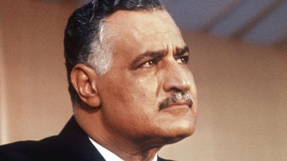 Gamal Abdel Nasser: Der letzte Pharao - SPIEGEL ONLINE - einestages