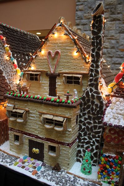 Favorite Gingerbread Houses
