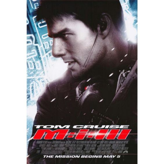 Ethan Hunt: I'm part of an agency... called the IMF. Julia: What's that stand for? Ethan Hunt: Impossible Mission Force. Julia: [chuckles] Shut up. #MissionImpossible3 [2006] #Viewsrule