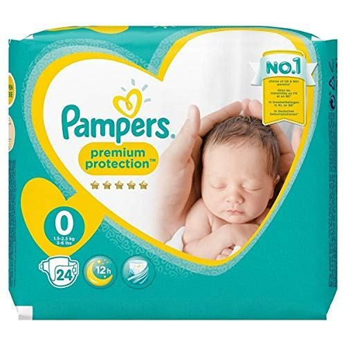 Icymi Pampers Premium Protection Couches I Got It