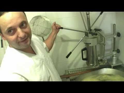 CHURRERIA CANCIO - YouTube