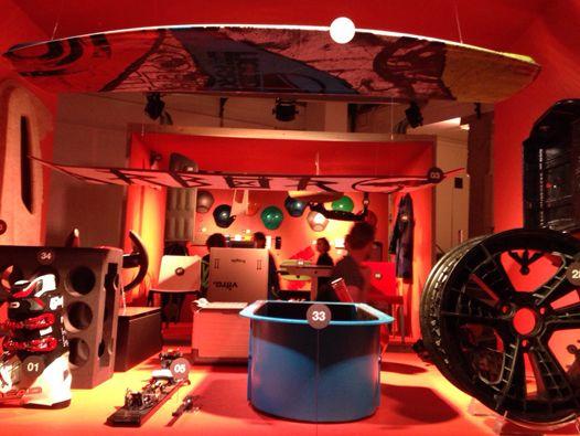 studio aisslinger - 150Years BASF Design Exhibition Milan