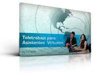 Teletrabajo para asistentes virtuales