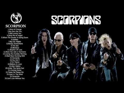 Scorpion Best Songs Scorpion Greatest Hits Full Album Dengan