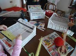 tessitura per bambini fai da te - Cerca con Google