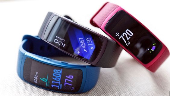 Samsung Gear Fit 2 Akıllı Bileklik