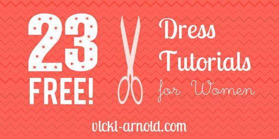 dress tutorials sewing tutorials and tutorials on pinterest