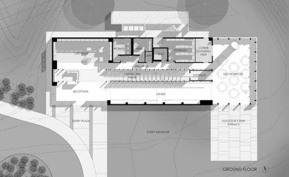 Einfach und komplex: Besucherzentrum in Kentucky