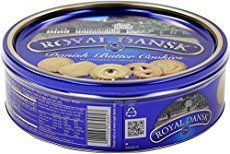 Craving those cookies found in the blue tins? Those yummy butter cookies? This is the best copycat Royal Dansk Danish butter cookies recipe ever!