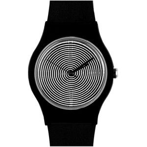 TOPSHOP **May28th Black and White Graphic 02:23PM Watch