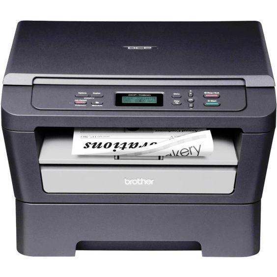 Скачать драйвера на принтер brother dcp 7060dr