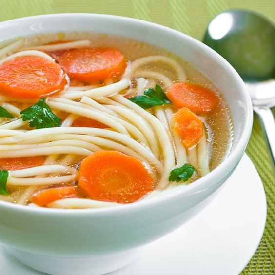 best chicken noodle soup recipe blogs