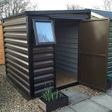 Image result for black shed
