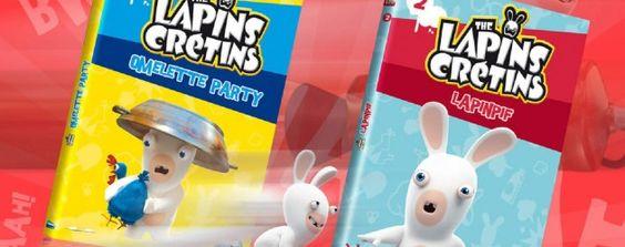 #Glénat annonce une nouvelle collection de romans et de bande-dessinées pour les 6-11 ans #LapinsCretins