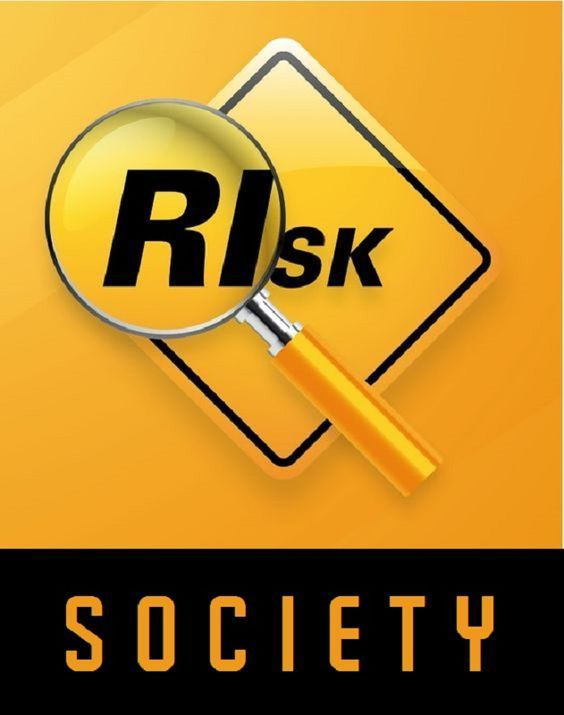 Risk Society Term Safety Management System Health Safety