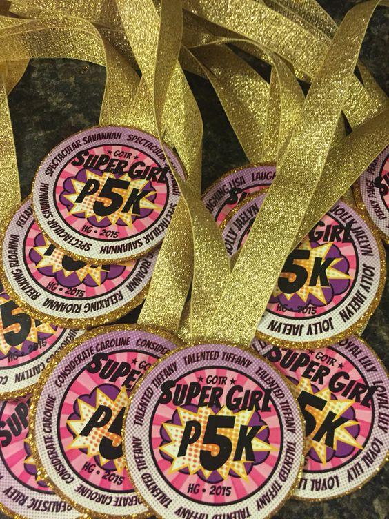 GOTR P5K Medals