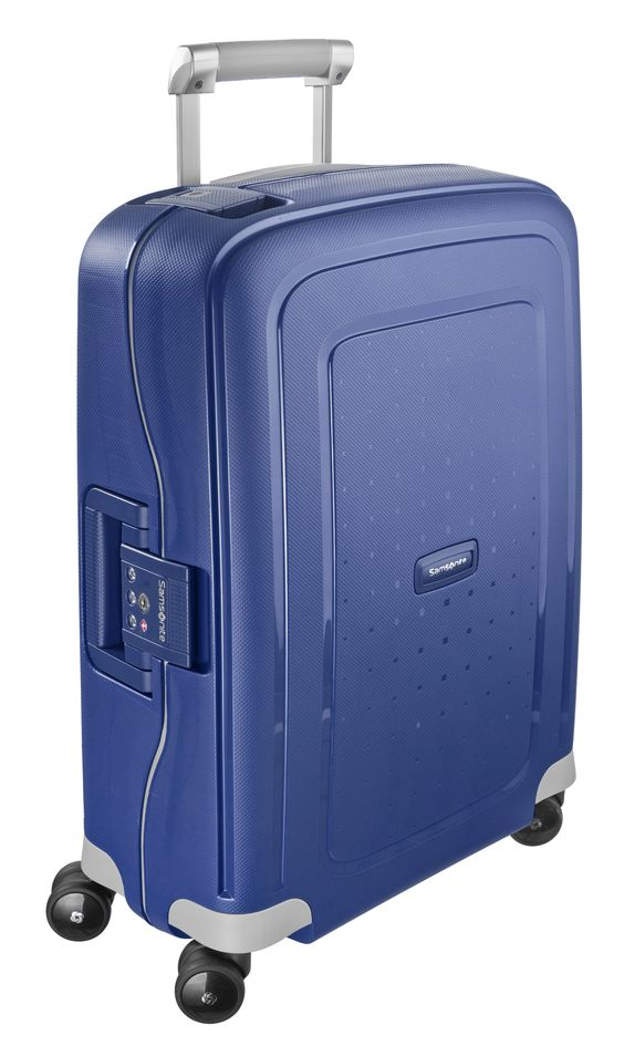 S'Cure Dark Blue 69cm #Samsonite #SCure #Travel #Suitcase #Luggage ...