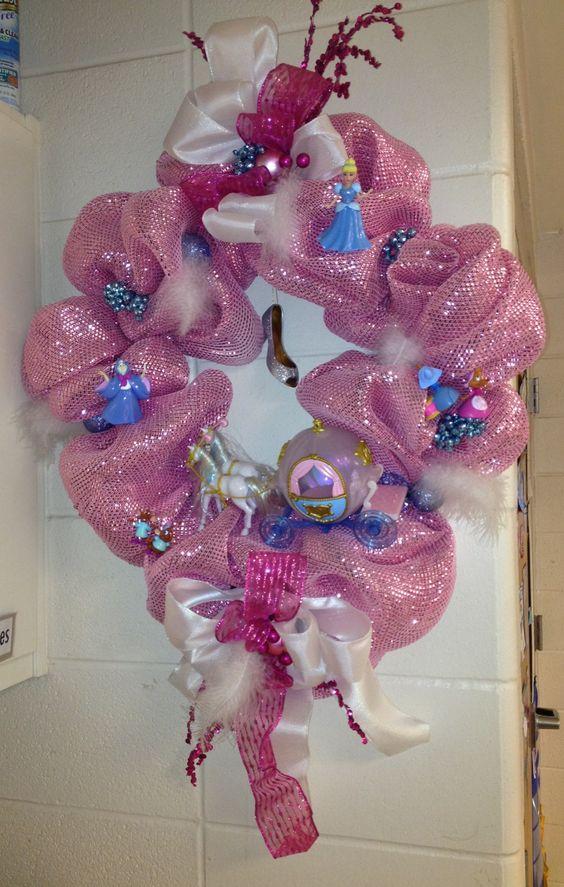 Cinderella classroom and wreaths on pinterest