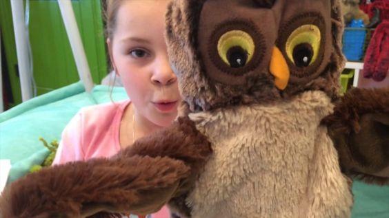 Alessondra Names the 2014 OKC Owl Cam Owlets on Vimeo