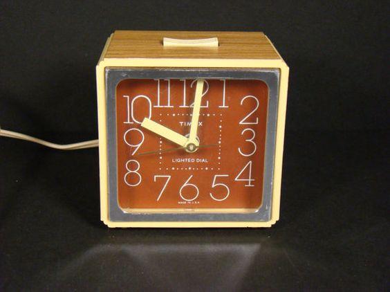 Clock Alarm Clock And Models On Pinterest