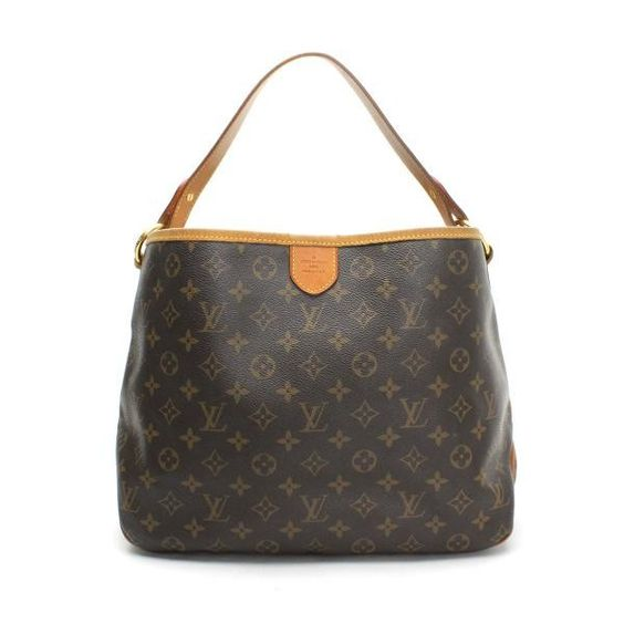 Louis Vuitton Delightful PM Monogram Shoulder bags Brown Canvas M40352
