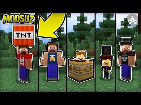 Minecraft Pe En Iyi 10 4d Skin 4d Skin Pack 1 5 1 6 0 6 Minecraft Minecraft Pe Minecraft Skins 4d