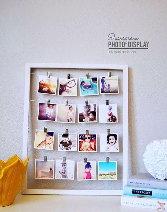 Decora tu pared con un collage de fotos   Kenay Home