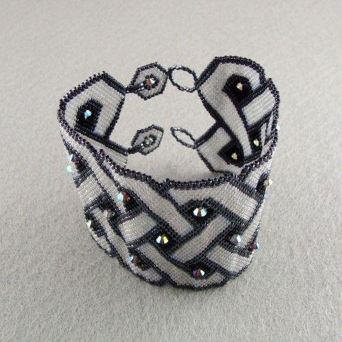 celtic braid cuff