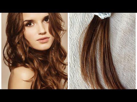 صبغ الشعر بني فاتح فوق شعر غامق مباشرة بدون تفتيح Youtube Hair Styles Long Hair Styles Hair