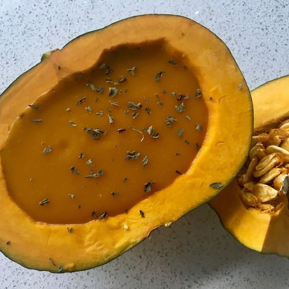 Deuk's Simple Kabocha Squash Soup