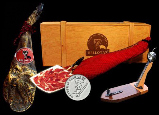 Comprar paletilla iberica http://7bellotas.com/shop/paleta-iberica-bellota-c-49.html por Internet con garantia de calidad