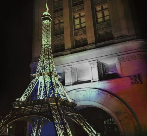 "November 17, 2015 {321/365}  ""America is my country. Paris is my hometown."" ~ Gertrude Stein (C'est ma vie!: #noussommesunis)"