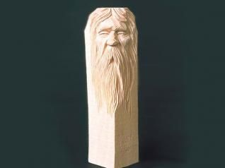 Hillbilly woodcarving and carving on pinterest for Learning wood carving