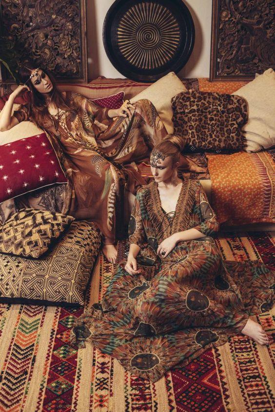 Trend Alert de hoje fala da tendência Gypsy para o Inverno 2014!  http://mytrendtips.blogspot.com.br/