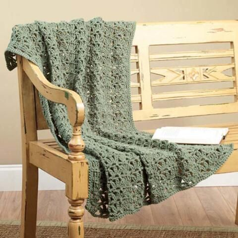 One Skein Throw Free Download