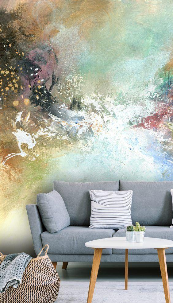 Spirit Of Winter 3 Wallpaper Mural Wallsauce Au Mural Wallpaper Mural Wall Murals