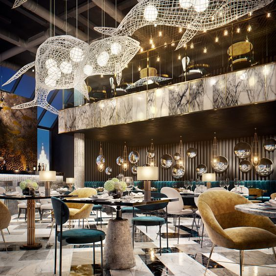 Discover The Best Furniture Selection For Restaurant Decor