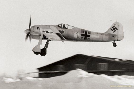 Focke Wulf Fw190 JG54, Russian Front