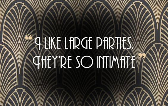 A Great Gatsby Soiree: Lavish Interiors | Be inspired. Discover a wide range of luxury furniture and homewares