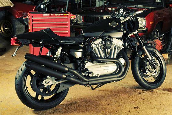 Harley XR1200 'Jewel Racer'
