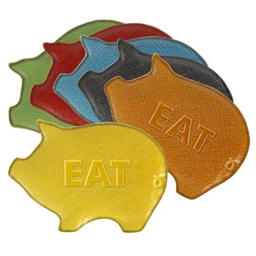 Grasslands Road Pig Appetizer, Snack or Sandwich Plates, Set of 6 Grasslands Road http://www.amazon.com/dp/B00BUUY4BA/ref=cm_sw_r_pi_dp_Wxggvb14D2GM6