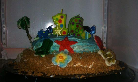 My 16th birthday cake
